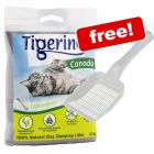 2 x 12kg Tigerino Canada Cat Litter + Ultra Litter Scoop Free!*